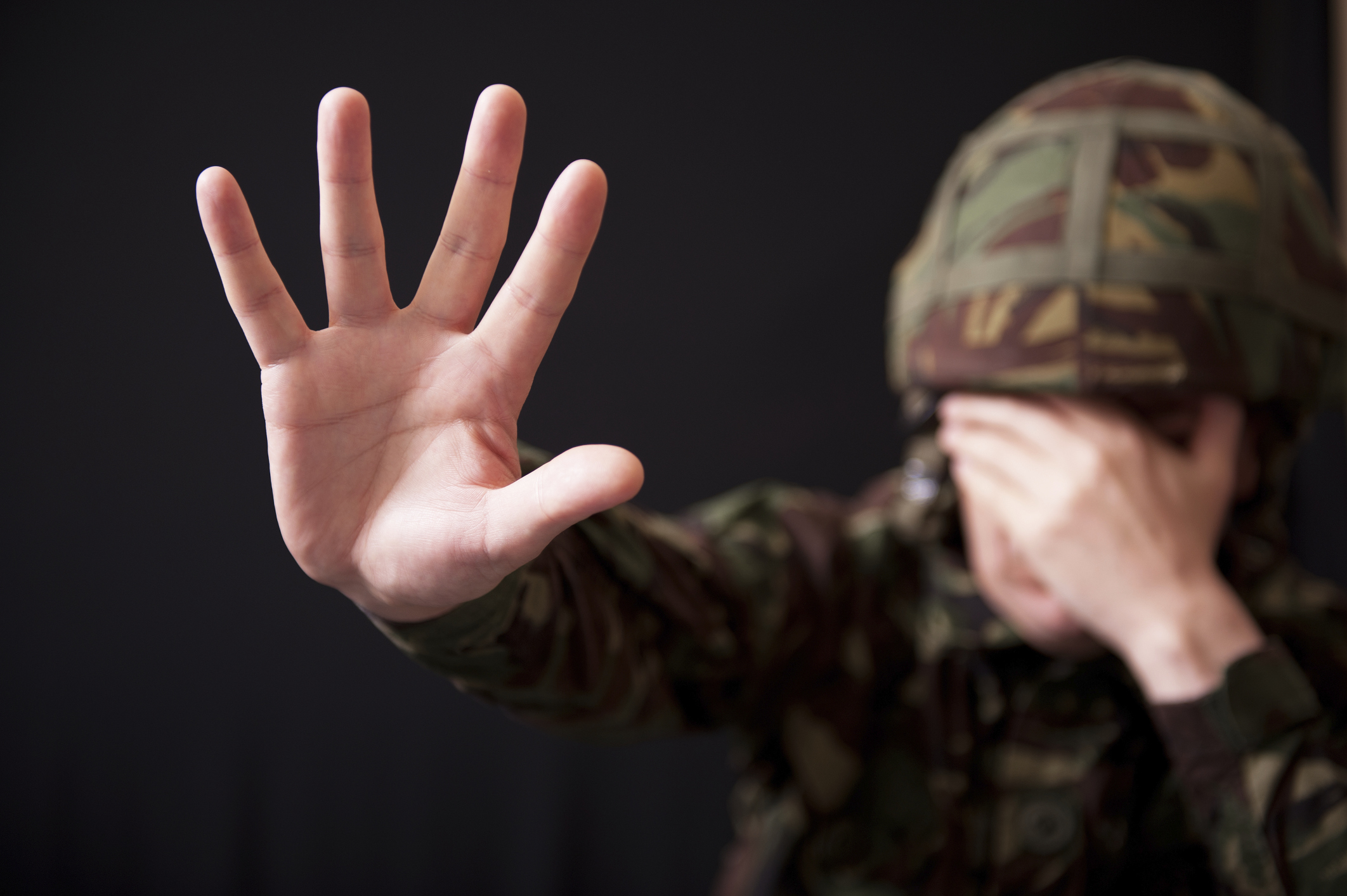 Hookup An Ex Soldier With Ptsd